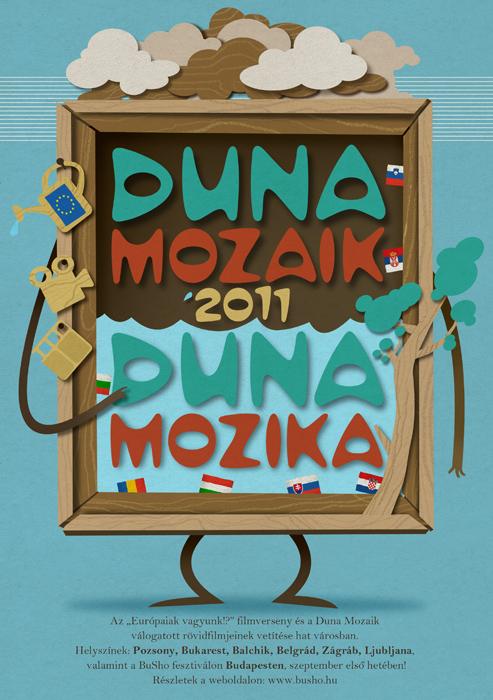 Danube Mosaic